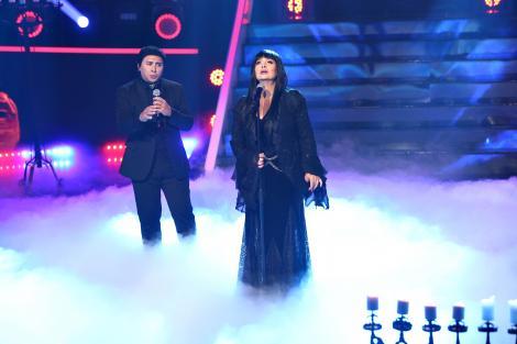 "Monica Anghel & Marcel Pavel se transformă în Sarah Brightman & Antonio Banderas - ""The Phantom of the Opera"", la Te cunosc de undeva!"