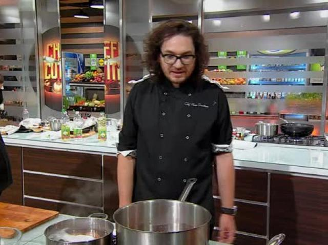 """Chef Florin Dumitrescu, reacție nervoasă la Chefi la cuțite: """"Scărlătescu nu mai există pentru mine"""""""