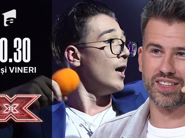 X Factor 2020 / Bootcamp: Andrei Theodor - That's How You Write A Song