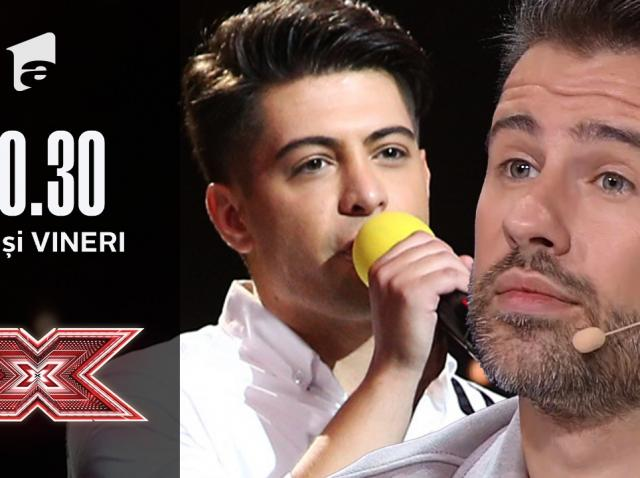 X Factor 2020 / Bootcamp: Liviu Panait - I'll Never Love Again