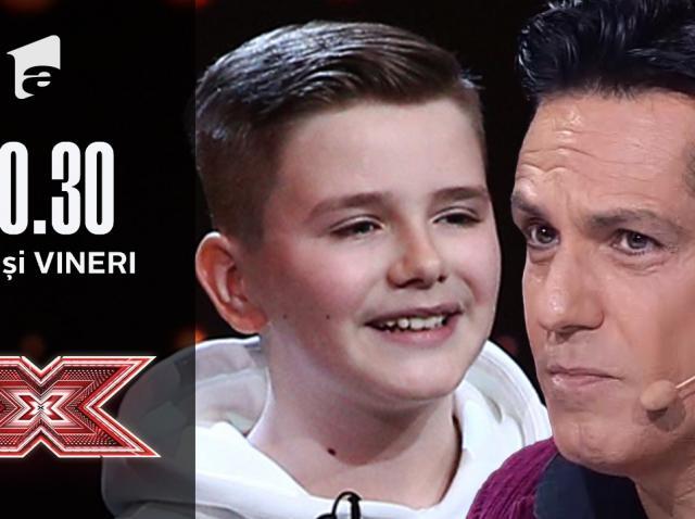 X Factor 2020 / Bootcamp: David Adrian Ștefan - Like I'm Gonna Lose You