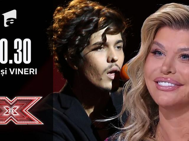 X Factor 2020 / Bootcamp: Iulian Selea - Writing's On The Wall