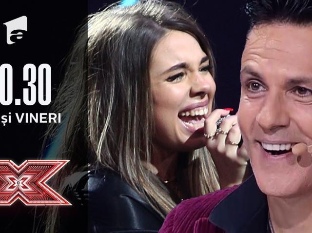 X Factor 2020 / Bootcamp: Alexandra Serenada Sîrghi - Love On Top