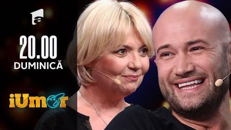 """Emilia Popescu îi ia la """"roast"""" pe juraţii iUmor"""