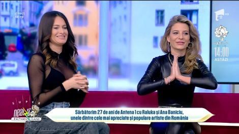 Echipa de la Neatza sărbătorește Ziua Antenei 1 alături de Raluka și Ana Baniciu
