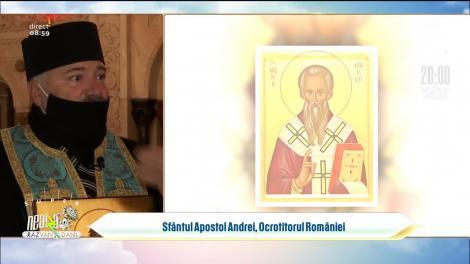 Credincioșii români îl sărbătoresc pe Sfântul Andrei pe 30 noiembrie