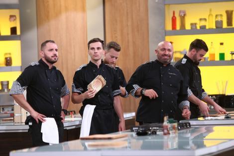Chefi la cuțite 2 decembrie 2020. Cristian Boca și-a folosit amuleta înainte de-a părăsi bucătăria! Ce a decis