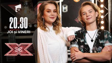 X Factor 2020 / Bootcamp: Surorile Conta - The Blower's Daughter