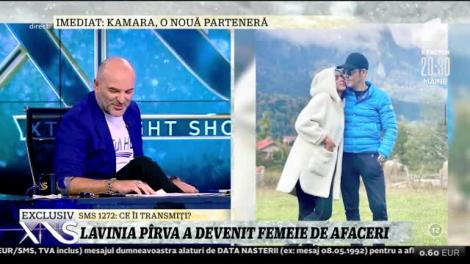 Lavinia Pîrva a devenit femeie de afaceri