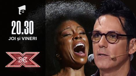 X Factor 2020 / Bootcamp: Lakeetra Knowles - Natural Woman