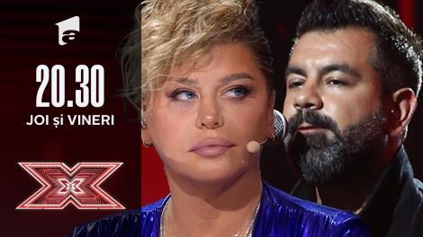 X Factor 2020 / Bootcamp: Mehmet Dural - Losing My Religion