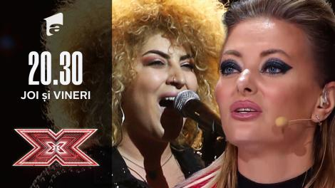 X Factor 2020 / Bootcamp: Sonia Mosca - Run to You
