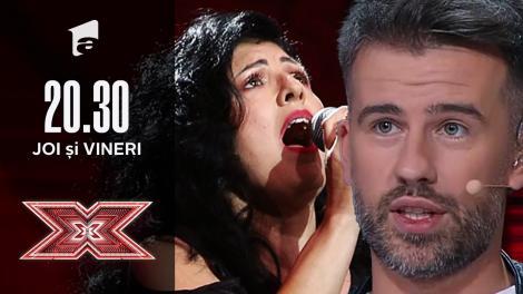 X Factor 2020 / Bootcamp: Otilia Gogu - În singurătate