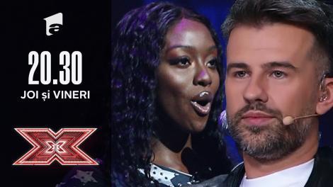 X Factor 2020 / Bootcamp: Naomi Hedman - Lose control