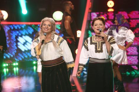 Te cunosc de undeva 2020: Liviu Vârciu & Andrei Ștefănescu se transformă în Matilda Pascal Cojocărița & Mirela Vaida Boureanu - Hai la joc, băieți și fete!