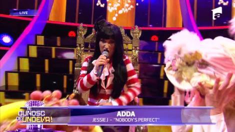 Te cunosc de undeva 2020: ADDA se transformă în Jessie J - Nobody'S Perfect