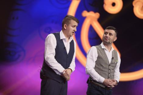 Semifinala iUmor 2020: Hari Gromosteanu și Mihai Costea au scris balada iUmor