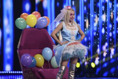 Semifinala iUmor 2020: Mirela Didei, stand up comedy