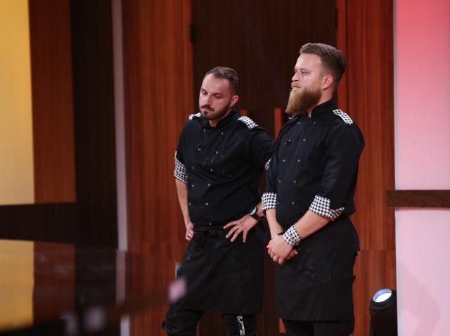 Chefi la cuțite 7 decembrie 2020. Robert Vasiliu (Ragnar Vikingul) a fost eliminat! Ce s-a întâmplat cu Paul Maxim