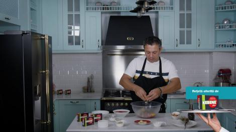 Chef Sorin Bontea prezintă rețeta de chiftele marinate pe care o pregătește la el acasă