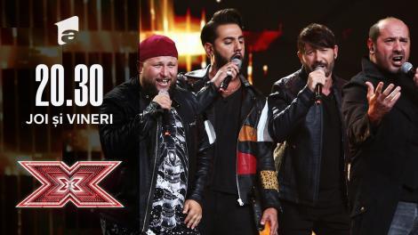 X Factor 2020 / Dueluri: Super 4 - Grande Amore