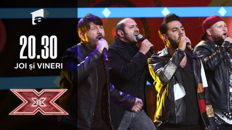 X Factor 2020 / Semifinala: Super 4 - The Show Must Go On