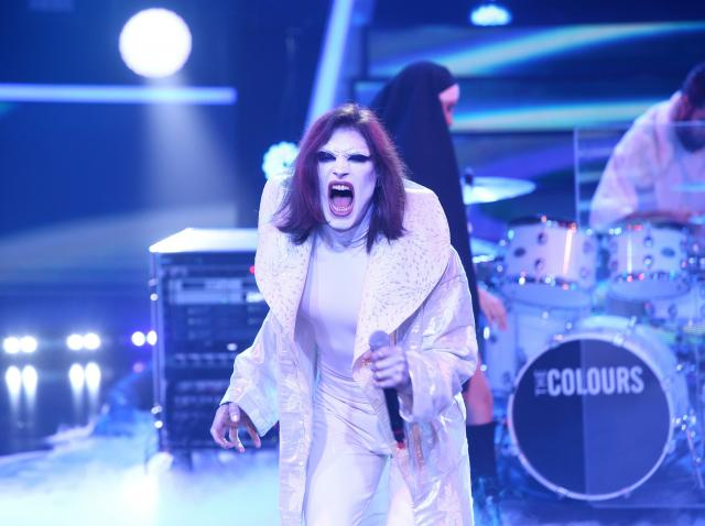Te cunosc de undeva 2020, ediția 14. Toto Dumitrescu a zguduit scena cu The Dope Show - Marilyn Manson