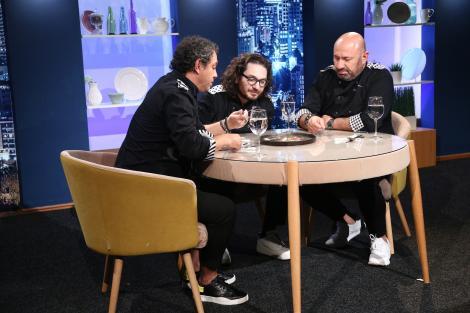 Lacrimi și surprinze în semifinala Chefi la cuțite 2020