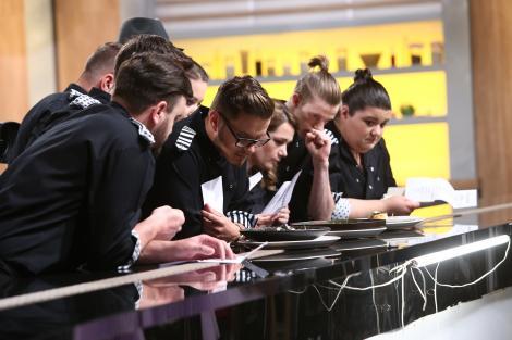 """Copy - paste, tema primei probe a semifinalei """"Chefi la cuțite"""""""