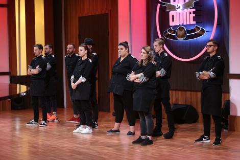Ei sunt cei trei finaliști de la Chefi la cuțite! Vezi votul juraților!