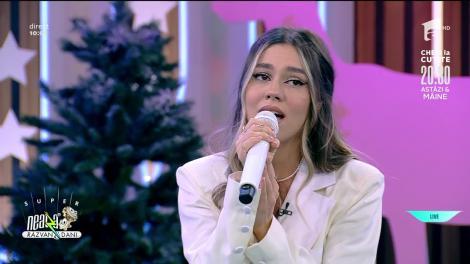 Mira cântă colindul La Viflaim colo-n jos, la Neatza cu Răzvan și Dani