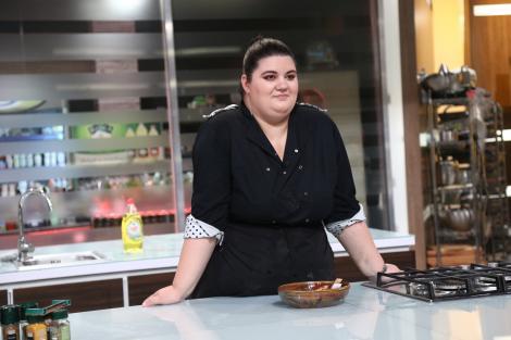 """Emoțiile mari în semifinala Chefi la cuțite! Claudia Radu: """"Ăsta a fost sezonul spumelor și perelor"""""""