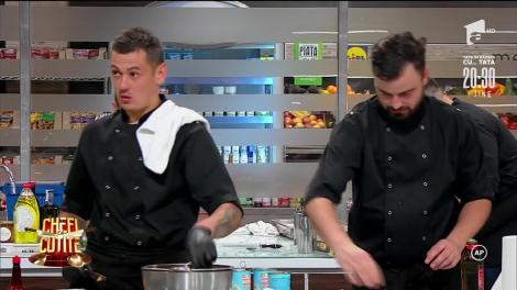 """Un altfel de Ionuț în finala Chefi la cuțite! Chef Bontea: """"Are toate șansele să câștige"""""""