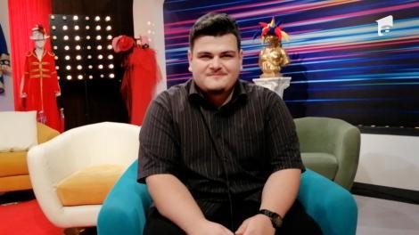 Interviu cu Mihai Tasici, finalistul iUmor care a reușit să-l impresioneze pe Cheloo