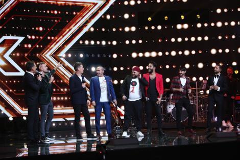 """Finala X Factor 2020: Super 4 & Florin Ristei - """"Signed, Sealed, Delivered"""""""