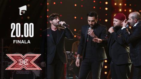 Finala X Factor 2020: Super 4 - Vivo per lei