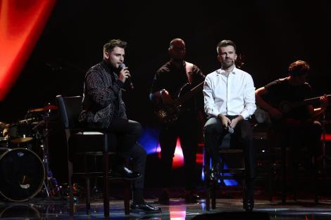 Finala X Factor 2020: Adrian Petrache & Florin Ristei - Shape Of My Heart