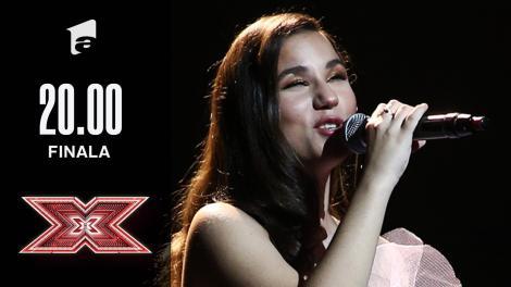 Finala X Factor 2020: Andrada Precup - Mama