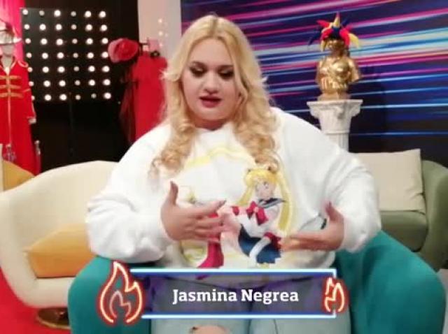 Jasmina Negrea alias KingJasm, interviu la iUmor