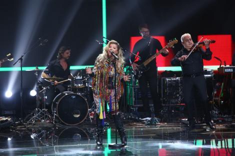 Finala X Factor 2020: Loredana & Agurida, show total pe scenă