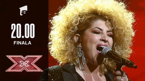Finala X Factor 2020: Sonia Mosca - My Heart Will Go On
