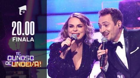 Jojo și Andrei Lăzăroiu cântă cele mai frumoase colinde de Crăciun, la Te cunosc de undeva!