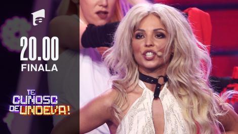 """AMI se transformă în Britney Spears - """"OOPS!... I did it again"""", la Te cunosc de undeva!"""