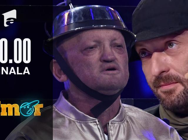 """Biba Struja, moment de intensitate maximă în finala iUmor. Delia: """"Recunosc că m-am speriat"""""""