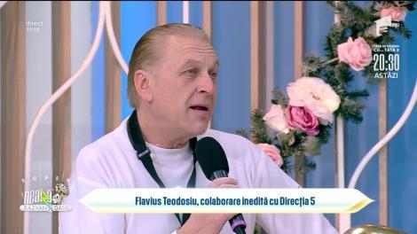 Flavius Teodosiu, colaborare inedită cu Direcția 5: Tot albumul va fi instrumental