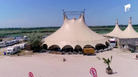 Poftiți la circ 2020, ediția 1. Povestea Circului Belluci, locul unde se desfășoară Poftiți la circ cu nea Marin Barbu