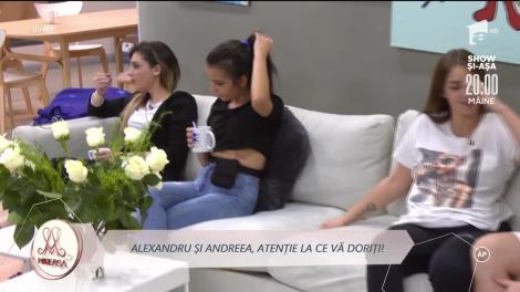 Mireasa 2020, sezon 2. La cinci zile după ce a intrat în competiție, Andreea și Alexandru formează oficial un cuplu