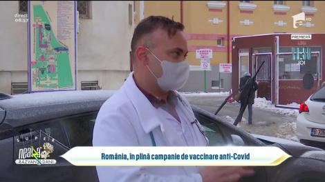 Reacțiile adverse ale vaccinului anti-COVID. Doctor Adrian Marinescu: Sunt efecte minore care dispar în maxim o zi