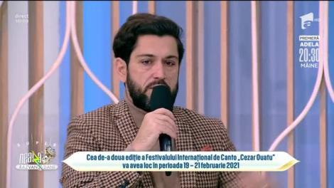 Cezar Ouatu revine cu o nouă piesă, Se amarsi e': Piesa conține versuri colosar de frumoase!