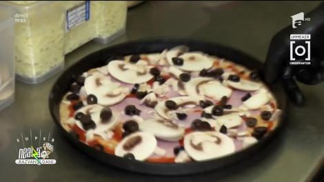 Afacere de succes cu pizza!